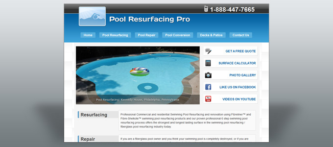 Pool Resurfacing Pro