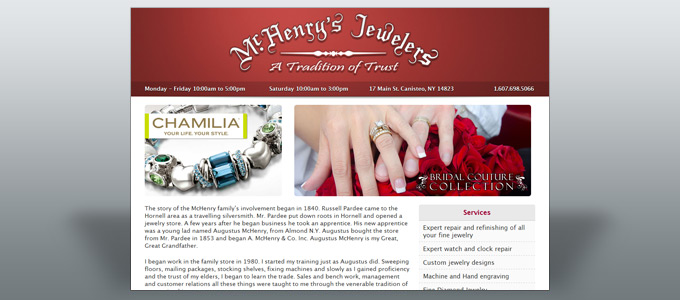 McHenry's Jewelers